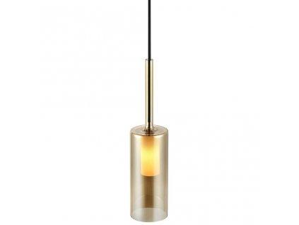 1615709   Nordlux   TURID 10   závesné svietidlo s tónovaným tienidlom