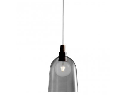 78353047 | Nordlux | KARMA 24 | závesné svietidlo z dreva a dymového skla