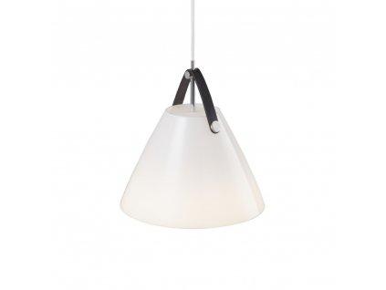 84313001 | Nordlux | STRAP 27 | závesné svietidlo z bieleho skla