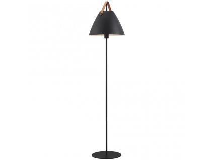 46234003 | Nordlux | STRAP | stojacie kovové svietidlo s koženým remienkom