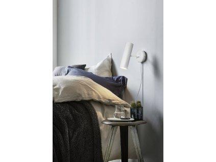 71689903 | Nordlux | MIB6 | minimalistické nástenné svietidlo s dĺžkou 20cm