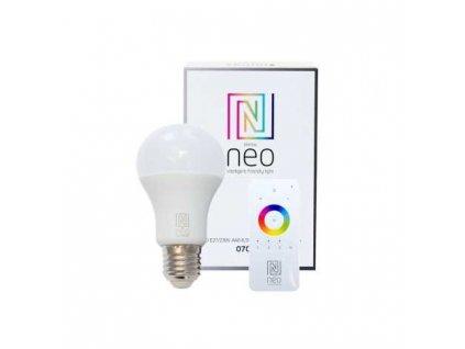 07001D | Immax | IMMAX NEO | sada smart žiarovka E27 + ovládač