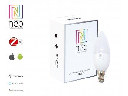 07002L | Immax | IMMAX NEO | smart žiarovka E14