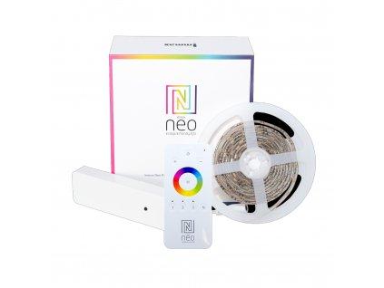 07008D | Immax | IMMAX NEO | RGB+CCT LED pásik 2m s driverom + ovladač