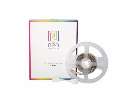 Immax Neo RGB+CCT LED pásik 1m