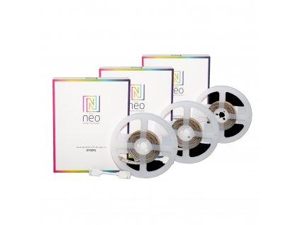 07009T | Immax | IMMAX NEO | 3x RGB+CCT LED pásik 1m