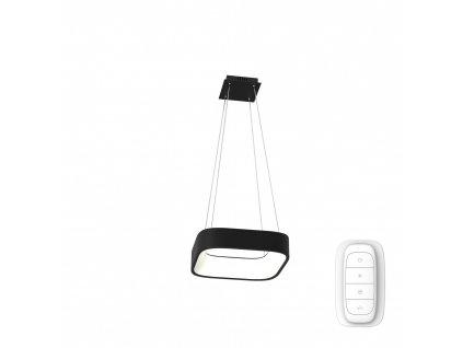 07034L | Immax | TOPAJA 45 | IMMAX NEO | štvorcové Smart LED závesné svietidlo