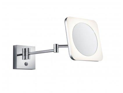 VIEW | Nástenné LED svietidlo so zväčšovacím zrkadlom IP44