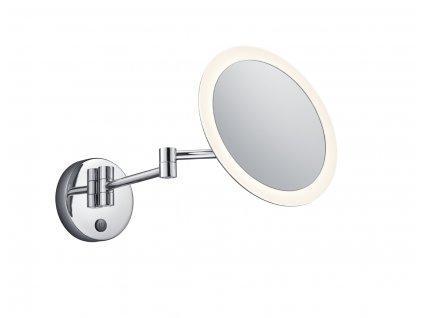 VIEW | Nástenné LED svietidlo s okrúhlym zväčšovacím zrkadlom