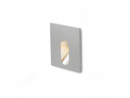 MEMPHIS SQ | Zápustné štvorcové LED svietidlo do steny