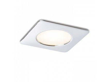 INEZ SQ   Zápustné štvorcové kúpeľňové LED svietidlo IP44