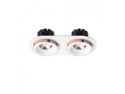 SHARM R II | Zápustné okrúhle LED svietidlo