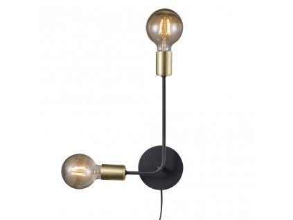 JOSEFINE |  Luxusná nastenná lampa