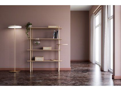 UMAGE lifestyle Stories oak Asteria floor pearl white high res