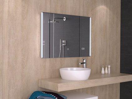 08232L | Immax | GRANDE CANDELA | LED kúpelňové zrkadlo