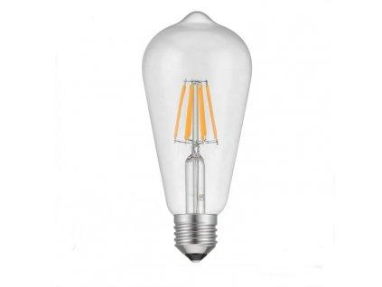LED Žiarovka decor filament bulb 4W, E27
