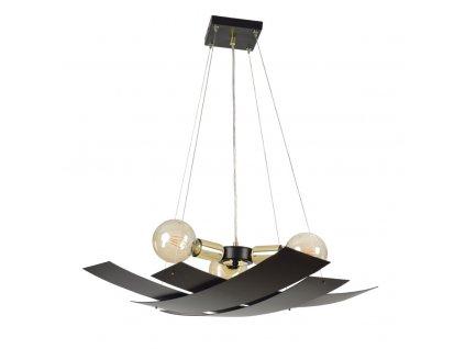 SOFIX 3   dizajnová závesná lampa (Farba Biela)