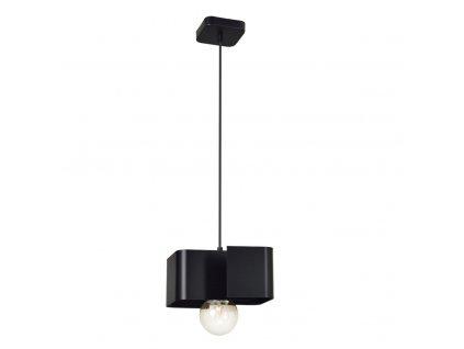 KOMA | dizajnová závesná lampa (Farba Biela)