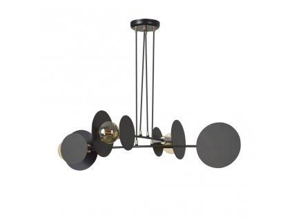 IDEA 4 | dizajnová stropná lampa (Farba Biela)
