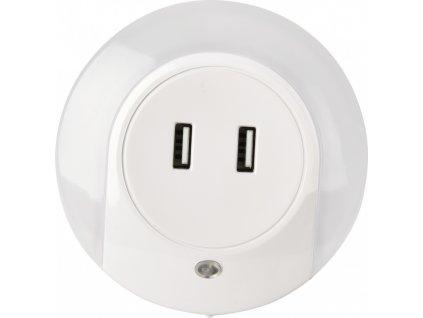 08942L | Immax | EYE | LED orientačné svetielko s USB nabíjačkou