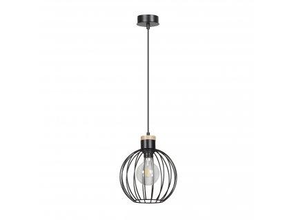 BARBADO 1 | dizajnová závesná lampa (Farba Biela)