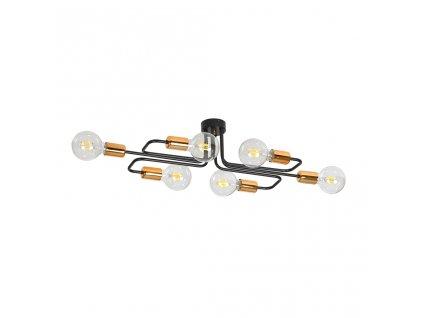 1622609 veken 6a dizajnova stropna lampa