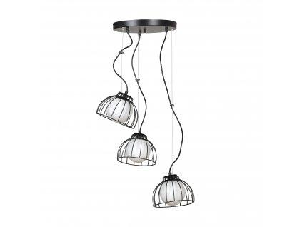 ARIA 3 PREMIUM   dizajnová závesná lampa (Farba Biela)