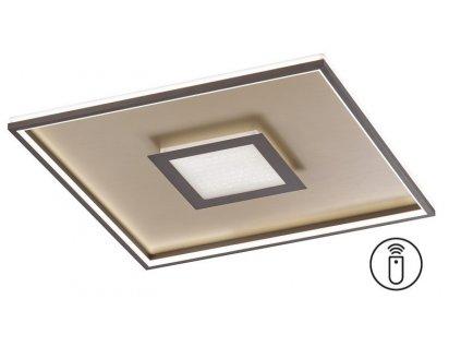 BUG SQ4 | Štvorcové prisadené led svietidlo (Farba Zlatá)
