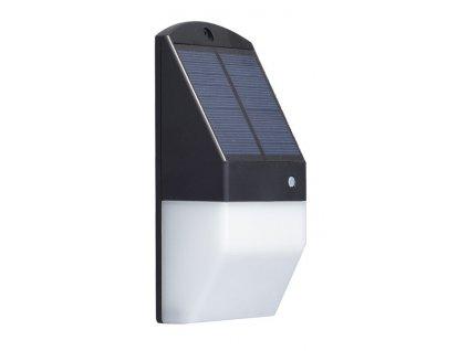 08436L | Immax | EDGE | Vonkajšie svietidlo s pohybovým senzorom a solárnym nabíjaním