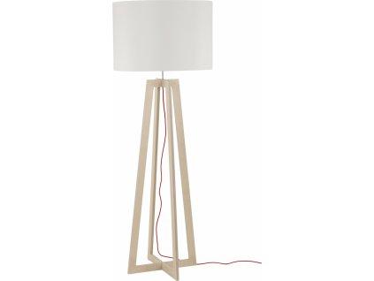 6927 | Nowodvorski | ACROSS I 6927 | stojaca lampa s drevenou podnožou