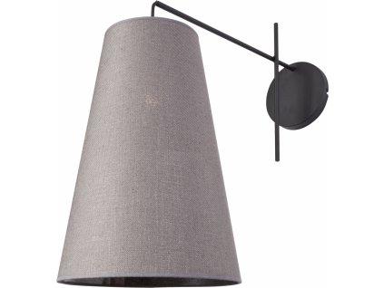 9371 | Nowodvorski | ALANYA | nástenné svietidlo s textilným tienidlom