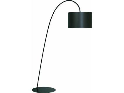 3471   Nowodvorski   ALICE   Stojaca lampa s textilným tienidlom