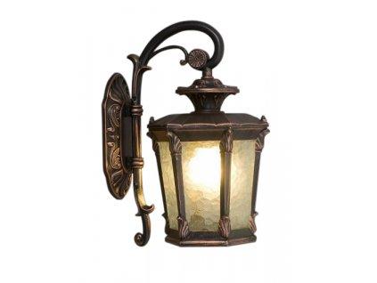 4692 | Nowodvorski | AMUR 4692 | Rustikálne nástenné vonkajšie svietidlo