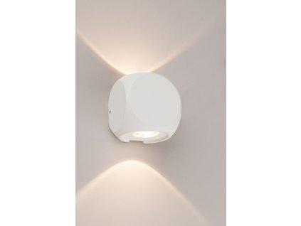 9114 | Nowodvorski | ARGOS LED 9114 | Hranaté nástenné svietidlo IP54