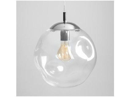 Aldex | 1035G_S | AMALF | Sklenená visiaca lampa v tvare gule