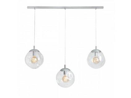Aldex | 1035E | AMALF 3 | Sklenená závesná lampa v tvare gule