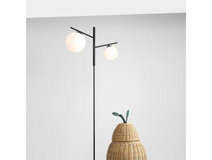 Aldex | 1011A | LUNA  | Elegantná stojaca lampa