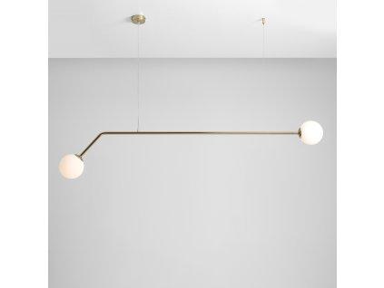 Aldex   1064H30   PURE   Elegantná líniová závesná lampa