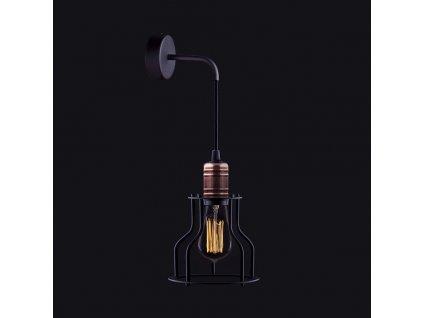 9776 | Nowodvorski | WORKSHOP | Industriálna nástenná lampa