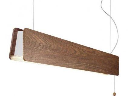 OSLO 90 | drevené závesné svietidlo (Farba Svetlý dub)