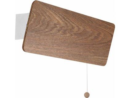 OSLO 30 | drevené nástenné svietidlo (Farba Svetlý dub)