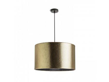 EL DORADO | zlatá závesná lampa