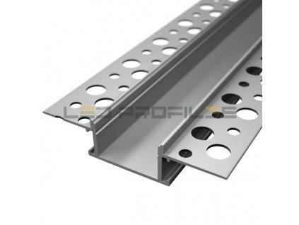RECESSED 5 | 1M a 2M | hliníkový LED profil
