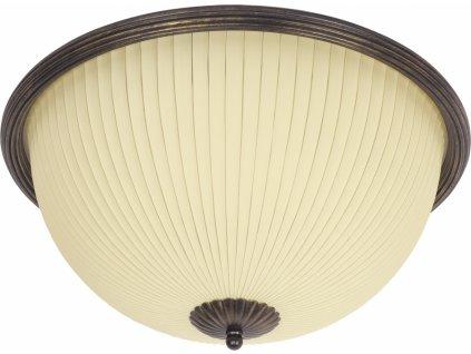 BARON II 4138 | rustikálne stropné svietidlo
