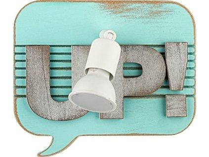 "COMIC BOOK I 9290 | moderné  svietidlo ""UP!"""