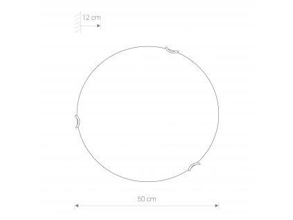 CLASSIC 3912 | sklenené svietidlo