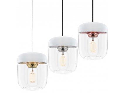 Acorn Vita White dizajnové závesné svietidlo