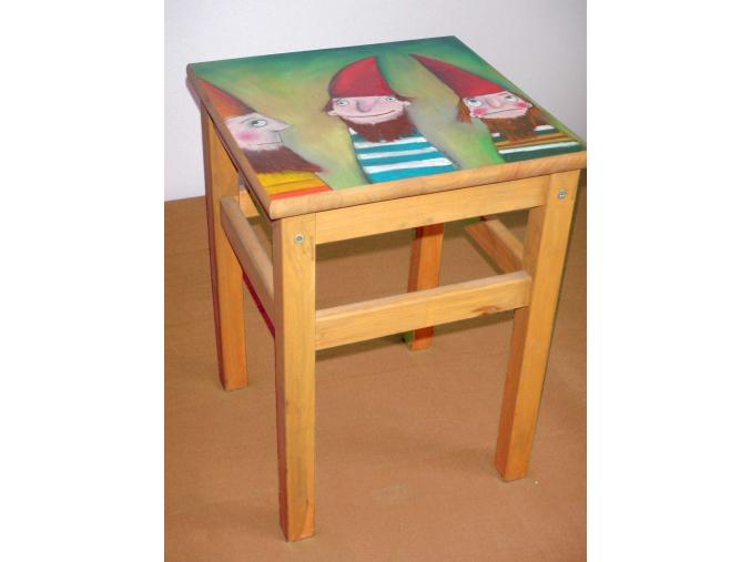 Stolička - Trpaslíci