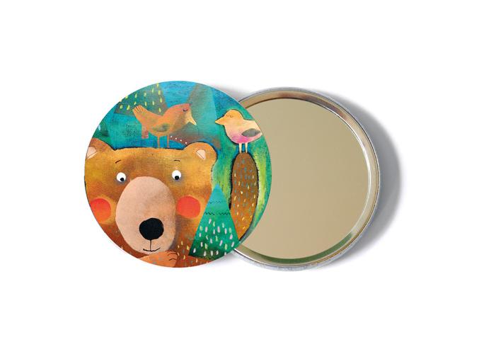 Z ZO4 Medved s ptacky