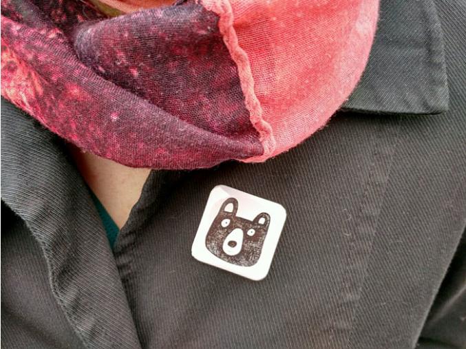 Brož Medvěd c